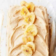 Banoffee Loaf - The Happy Foodie
