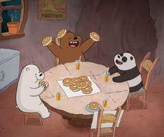 Foto Cartoon, Bear Cartoon, Cartoon Icons, Cute Disney Wallpaper, Wallpaper Iphone Cute, Cute Cartoon Wallpapers, Ice Bear We Bare Bears, We Bear, Cartoon Network