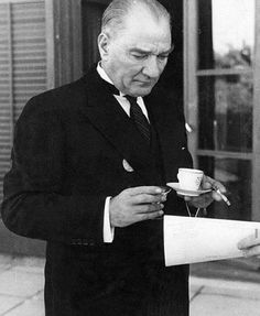 : Mustafa Kemal Ataturk First President of Turkey
