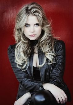Ashley Benson - the face is pretty, the eyes are definitive of classic beauty. http://www.drjamesridgway.com/