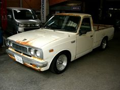 1973 Toyota Hilux Short Bed