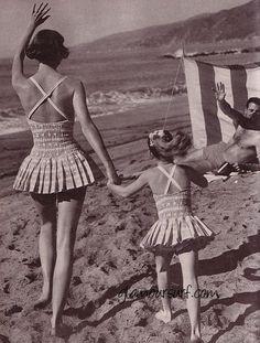 vintage swimwear 1959