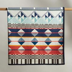 SOUTHERN HIGHLANDS THROW: View 1