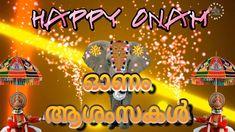 Happy Onam Images In Malayalam Onam Wishes Images, Happy Onam Images, Diwali Images, Onam Wishes In Malayalam, Happy Onam Wishes, Onam Greetings, Onam Sadhya, Onam Festival, Festival Celebration