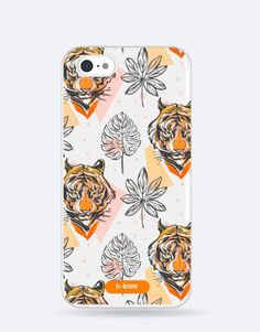 funda-movil-tigre Phone Cases, See Through, Mobile Cases, Tigers, Phone Case