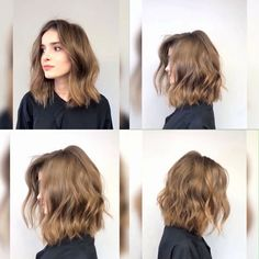 Hair, Hair cuts, Thick hair styles, Hair styles, Hair styles Medium length hair styles - 44 Latest Bob Hairstyles for Thin Hair 2019 Page 15 Hairstyle - Long Bob Hairstyles, Pretty Hairstyles, African Hairstyles, Medium Hair Styles, Short Hair Styles, Hair Looks, Hair Lengths, Hair Trends, Hair Inspiration