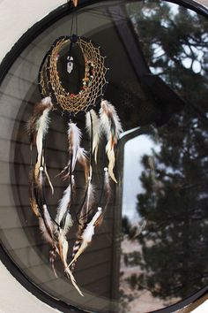 Infinite Being Dreamcatcher by LunaSageDesigns on Etsy