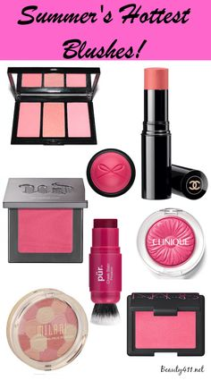 Summer's Hottest Blushes!