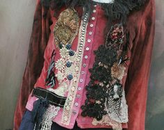 Lady of the manor jacket wool blend jacket от FleursBoheme