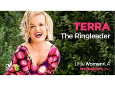 The Total Tutor Neil Haley will interview Lifetime TV's Little Women of LA Star Terra Jole. Star TV personality Terra Jolé and EP for Lifetime's Little Women: LA. Jolé's baby journey with Joe continues on Little Women: Terra's Little Family . http://www.terrajole.com/
