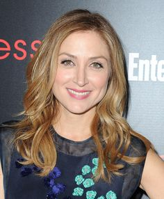 Sasha Alexander - The Entertainment Weekly Celebration Honoring This Year's SAG Awards Nominees Sponsored By TNT & TBS And essie - Arrivals