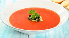Esta crema fría de tomate es una receta muy sencilla y llena de sabor que podrás…
