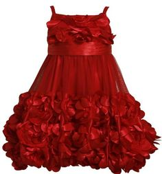 Bonnie Jean Girls 2-6X Mesh Dress, Red, 2T Bonnie Jean, http://www.amazon.com/dp/B008DTTCHW/ref=cm_sw_r_pi_dp_y0EBqb162GJ6F