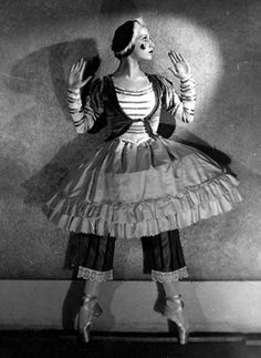 Ballet Russe Petrouchka