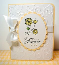 Goes Together Forever with the Gift Bag using Stampin Up Together Forever