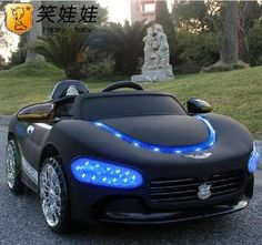 ON SALE! Hot-selliing Maserati Children Electric Car Ride On with Remote Controller and Blue Headlight China Electric Car, Best Electric Car, Electric Cars, Electric Power, Electric Vehicle, Remote Control Toys, Radio Control, Kids Power Wheels