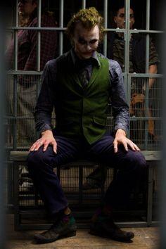 Still of Heath Ledger in Batman - El caballero de la noche (2008)