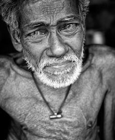 Old Man Eyes - Travel Shots. This is so very gorgeous and deep! He's got a story. You can just tell.