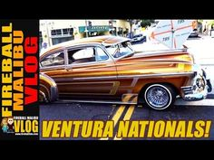 #VENTURA NATIONALS Preview Car Show - FMV428 Check out Wes' awesome photos at http://ift.tt/2bTvxOn #FireballMalibuVlog 428 heads to The #VenturaNationals #CarShow to see #Lowriders Bombs Customs and #HotRods. And Wes too. SHARE Today's Vlog! SUBSCRIBE to this CHANNEL here! http://www.youtube.com/fireballtim Come to Fireball #WHEELSANDWAVES #CarShow at Gladstones Malibu! http://ift.tt/2a3SDnt Get your WHEELS AND WAVES SuperT @ The Vlog Store here! http://ift.tt/1RctbYF SUBSCRIBE TO…