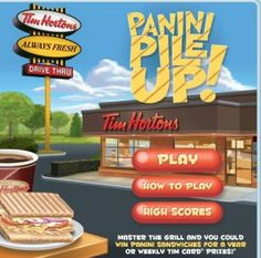 Tim hortons promo offers