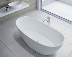 Exceptional Freestanding Bathtub HAWAII   Made Of Mineral Casting (pure Acrylic)   178