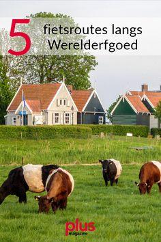 In Nederland vind je maar liefst negen monumenten en gebieden die een plekje op de Werelderfgoedlijst van UNESCO hebben veroverd. We selecteerden vijf fietsroutes langs ons eigen Werelderfgoed.  #fietsen #fietsen123 #plusmagazine #plusmagazinenl #plusonline #fietsroute #fietsroutes #fietsennederland #fiets #fietseninnederland #werelderfgoed #unesco