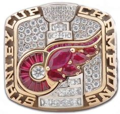Detroit Red Wings NHL Stanley Cup Championship Ring for Sale Click Bio to Buy #detroitredwings #redwings #redwingsgame #redwingsfan #redwingshockey #NHL #stanleycup #hockey #nhlplayoffs #stanleycupplayoffs #icehockey #nhl16 #hockeylife #hockeygame #stanleycupchampions #championshipring