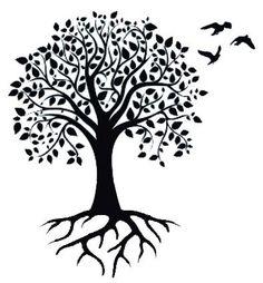 47 Ideas Tree Tattoo Back Women Life Tree With Birds Tattoo, Tree Tattoo Back, Tree Tattoo Designs, Tattoo Designs For Women, Tattoo Life, Tattoo Back Women, Logo Arbol, Tree Of Life Logo, Bonsai Tree Tattoos