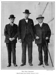 Three Black Congressmen - May, 1930 | Flickr - Photo Sharing!