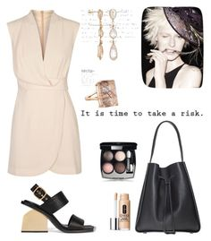 """""""Fast."""" by schenonek on Polyvore featuring moda, Nobis, Finders Keepers, Marni, Clinique, Diana M. Jewels y Chanel"""