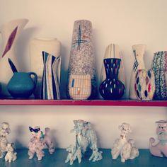 Davidelfin Floating Shelves, German, Pottery, Home Decor, Deutsch, Ceramica, Decoration Home, German Language, Room Decor