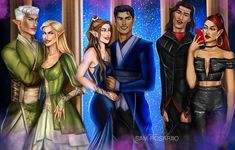 Throne Of Glass Fanart, Throne Of Glass Series, A Court Of Wings And Ruin, A Court Of Mist And Fury, Rowan And Aelin, Feyre And Rhysand, Empire Of Storms, Sarah J Maas Books, Dark Pictures