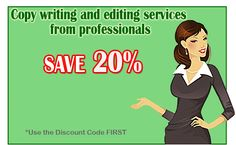 Hi guys, I found a awesome link, there service is about Professional Copywriting. I like there services, you can also visit there site.