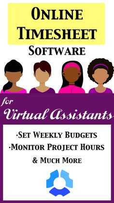 Online Timesheet Software for Virtual Assistants. Online Timesheets Your Entire Staff Will LoveEmployees and remote staff will smile at how simple it is to use Hubstaff's timesheets. Business owners will appreciate the ability to automate employee pay through PayPal as well as integrations with 30+ solutions to streamline almost everything.