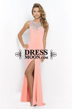 I like this - 2015 Prom Dresses open back Sophisticated style high slit. Do you think I should buy it?