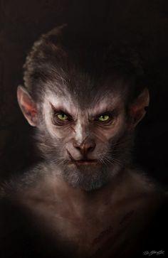 grimm creatures | Grimm Creature Designs