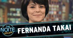 The Noite 21/04/14 - Fernanda Takai (íntegra)