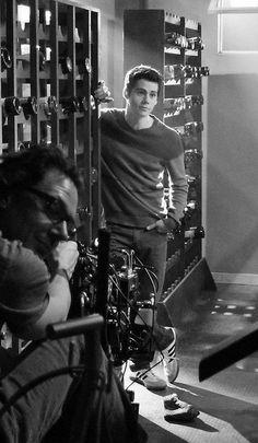 Dylan O'Brien as Stiles