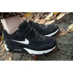 Nike air max 90 flash (GS) 807626-001 - Sneakersy damskie - solome.pl