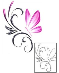 Show details for Decorative Tattoo T9F-00363