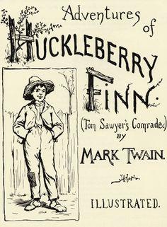 Huckleberry Finn help?