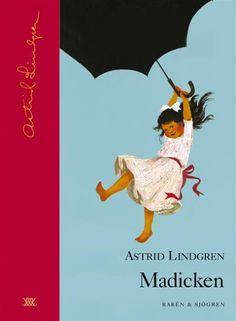 Madicken series by Astrid Lindgren Good Books, My Books, Pippi Longstocking, Rabe, Book Tv, My Childhood Memories, Great Stories, Children's Place, Childrens Books