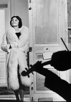 """Audrey Hepburn, """"Love In The Afternoon"""""""