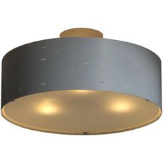 Paavo Tynell Round White 9069 Flush Mount Lamp for Idman, Finland, 1950s | From a unique collection of antique and modern chandeliers and pendants at https://www.1stdibs.com/furniture/lighting/chandeliers-pendant-lights/