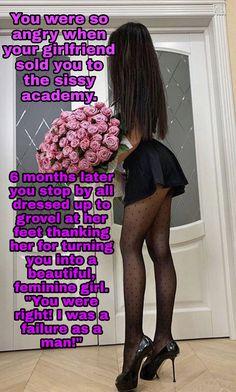 Girly Captions, Forced Tg Captions, Humiliation Captions, Feminize Me, Crossdressers, Feminism, Sissi, Beautiful, Cartoons