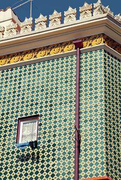 Tiles #Lisboa #Portugal ©Luis Novo