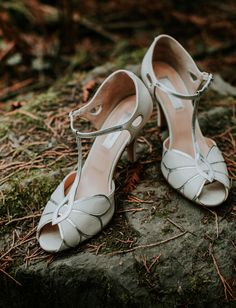 98deeaf9f6d1d3 Amongst the Redwoods  A Pacific Northwest Wedding with a Backdrop Made of  Hops. Seychelles ShoesBlue Wedding ShoesSeaside ...