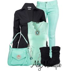 """""""Untitled #537"""" by alysfashionsets on Polyvore"""