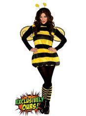Adult Darling Bee Costume