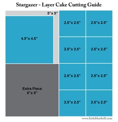 Little Bluebell: cutting guide for Layer Cake to make Christmas Stars Layer Cake Quilt Patterns, Layer Cake Quilts, Star Quilts, Quilt Blocks, Christmas Stars, Stargazer, Charm Pack, Quilt Tutorials, How To Make Cake